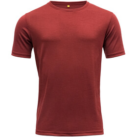 Devold Eika Tee Men, syrah